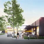 Willowbrook Shopping Centre Exterior Rendering